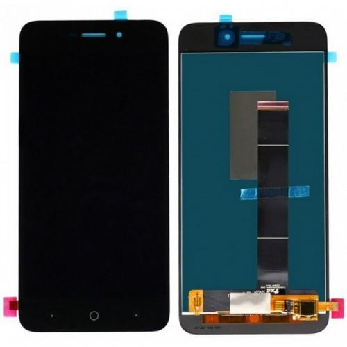 Дисплей для Zte A601, черный, с тачскрином, ORIG