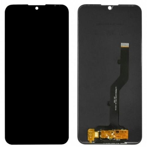 Дисплей для Zte A7 2019, черный, с тачскрином, ORIG