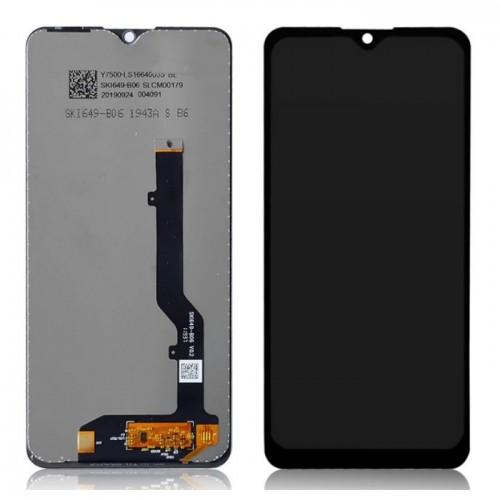 Дисплей для Zte 10 Prime/ZTE 20 Smart, черный, с тачскрином, ORIG