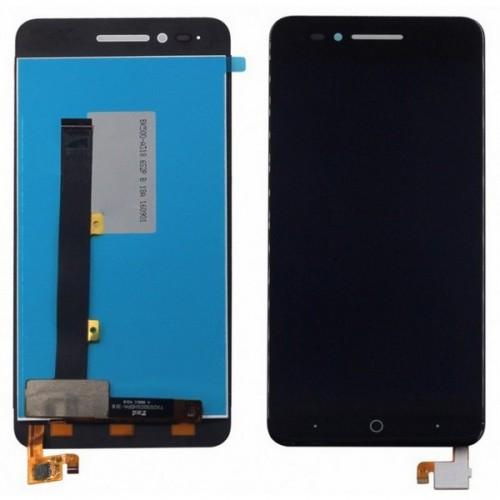 Дисплей для Zte A610/A612, черный, с тачскрином, ORIG