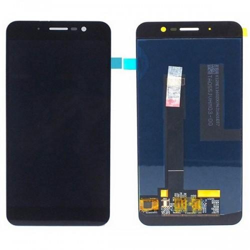 Дисплей для Zte A910, черный, с тачскрином, ORIG