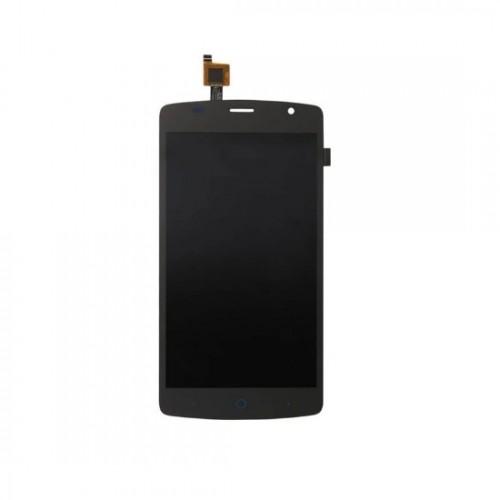 Дисплей для Zte L5 Plus, серый, с тачскрином, ORIG