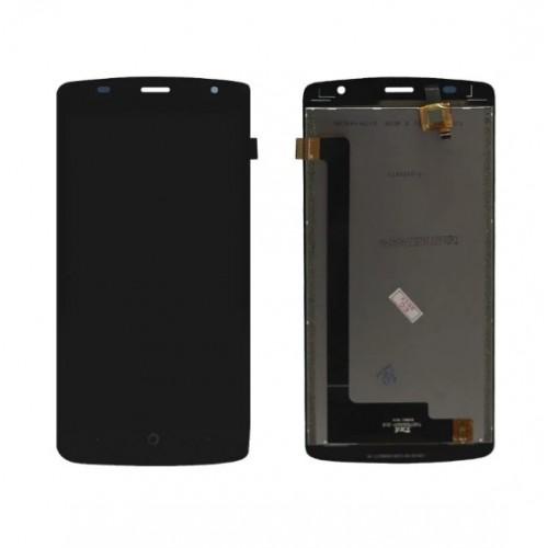 Дисплей для Zte L5, серый, с тачскрином, ORIG