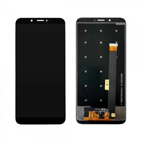 Дисплей для Zte Nubia V18, черный, с тачскрином, ORIG