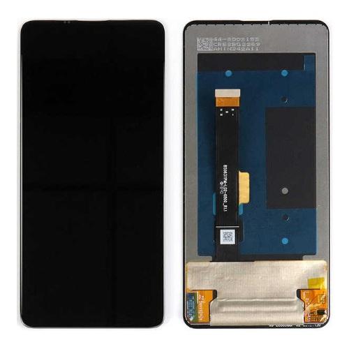 Дисплей для Zte Nubia X, черный, с тачскрином, ORIG