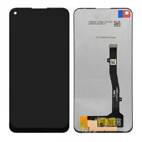 Дисплей для Zte V2020, черный, с тачскрином, ORIG