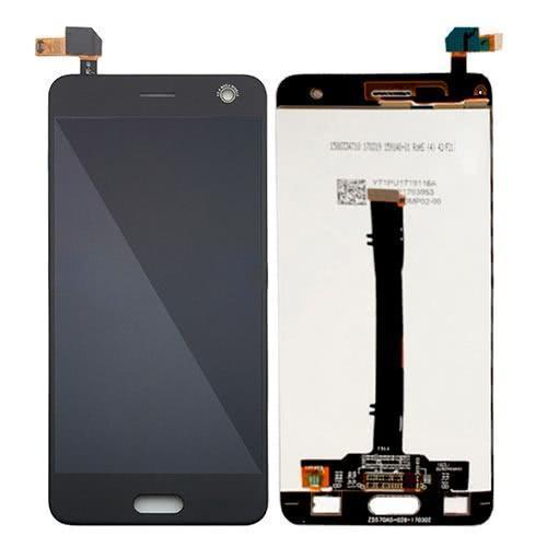 Дисплей для Zte V8, черный, с тачскрином, ORIG