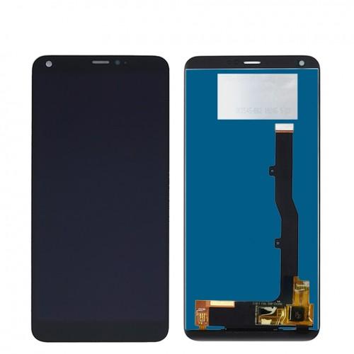 Дисплей для Zte V9 Vita, черный, с тачскрином, ORIG