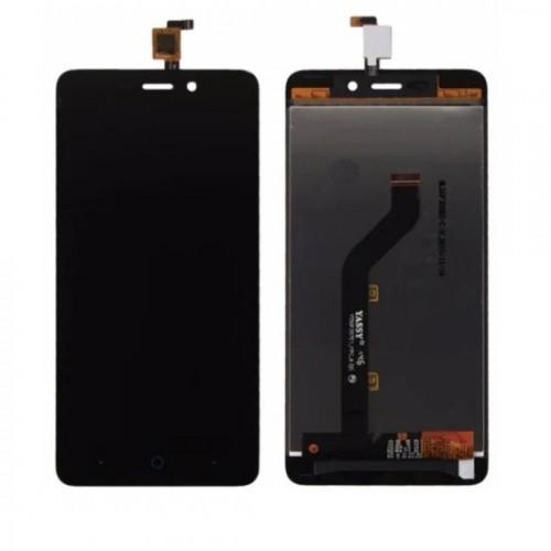 Дисплей для Zte X3, черный, с тачскрином, ORIG
