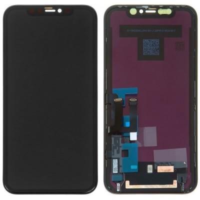 Дисплей для iPhone 11, черный, с тачскрином, ORIG, NEW