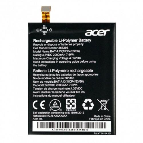 Аккумулятор для Acer Liquid Z525 / Z528 Zest / BAT-A13