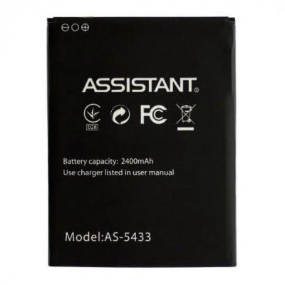Аккумулятор для Assistant AS-5433