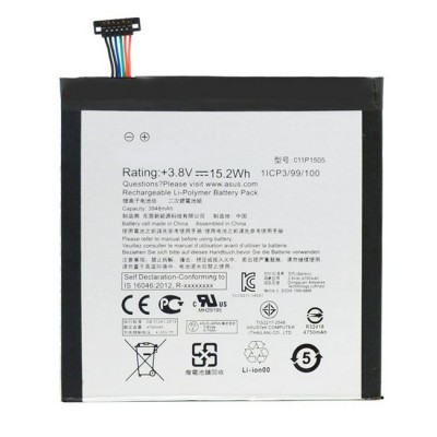 Аккумулятор для Asus ZenPad Z380C / Z380KL / C11P1505