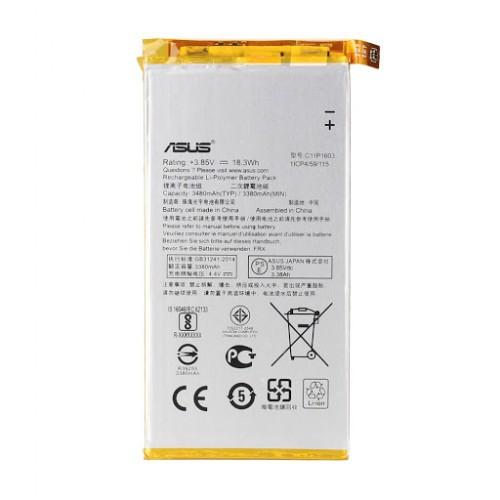 Аккумулятор для Asus ZenFone 3 Deluxe ZS570KL / C11P1603
