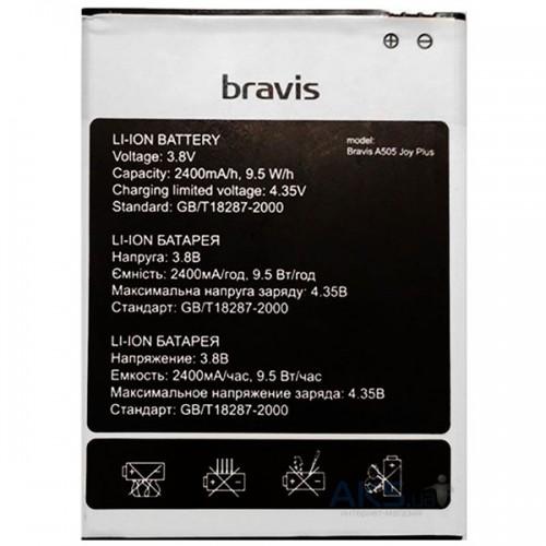 Аккумулятор для Bravis A505 Joy Plus