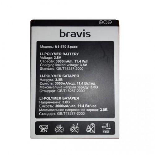 Аккумулятор для Bravis N1-570