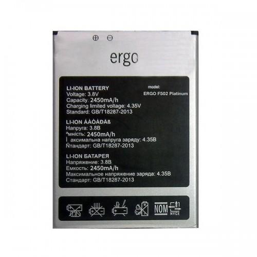 Аккумулятор для Ergo F502