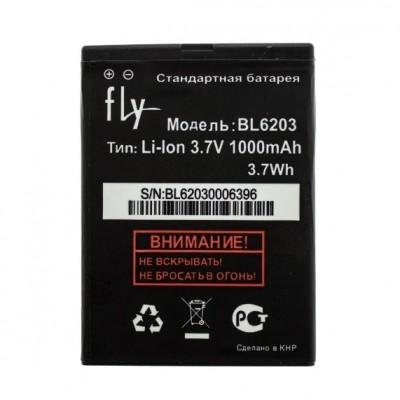 Аккумулятор для  Fly DS120 / BL6203