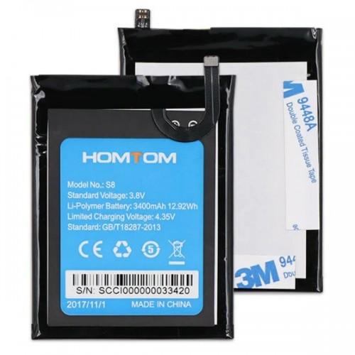Аккумулятор для HomTom S8