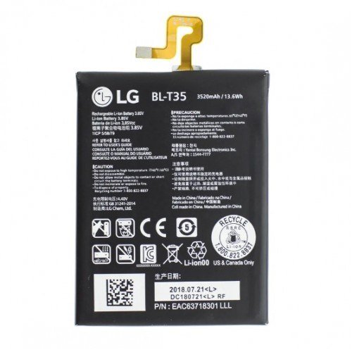 Аккумулятор для LG Google Pixel 2XL / BL-T35