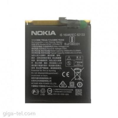 Аккумулятор для Nokia HE363 (Nokia 7.1 Plus-Nokia X7)