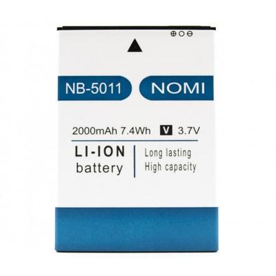 Аккумулятор для  NOMI i5011 / NB 5011