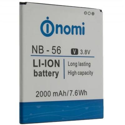Аккумулятор для  NOMI i503 / NB-56