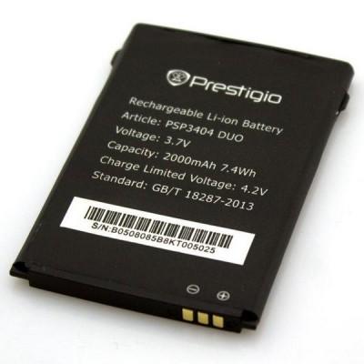 Аккумулятор для  Prestigio PSP3404 DUO