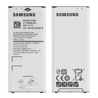 Аккумулятор для  Samsung A3 2016 A310 / EB-BA310ABE