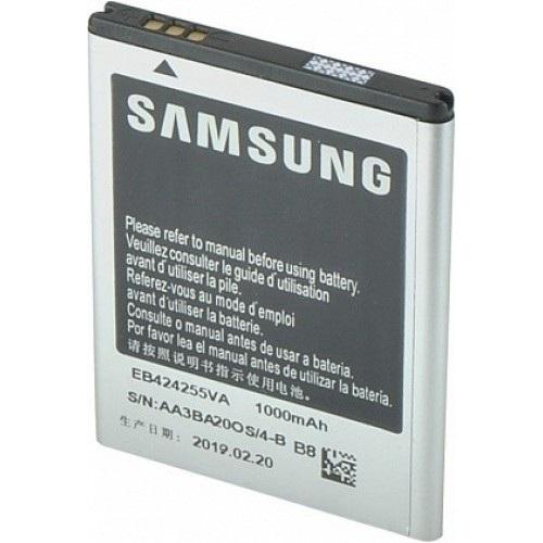 Аккумулятор для  Samsung S3850 / EB424255VA